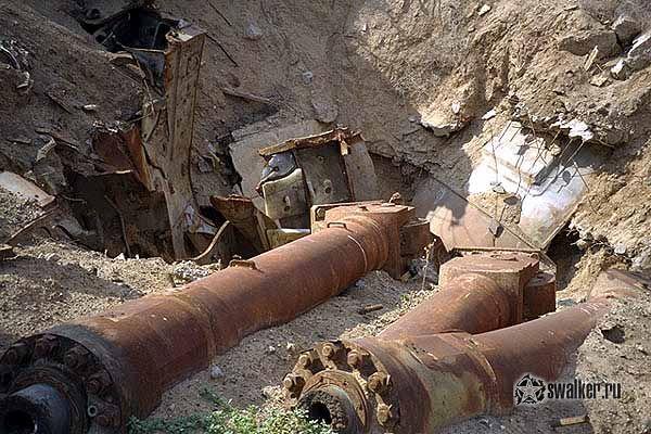 видео подрыв ракетной шахты Центр занятости