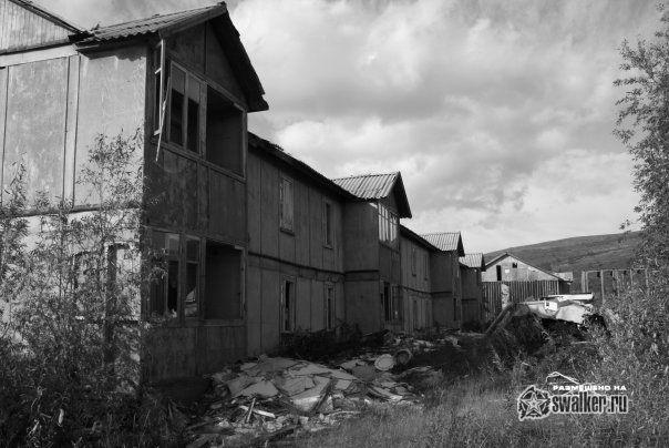 Поселок полярный янао фото