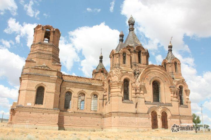 этой интересной фото церкви в хуторе раздоры волгоградской обл прямой