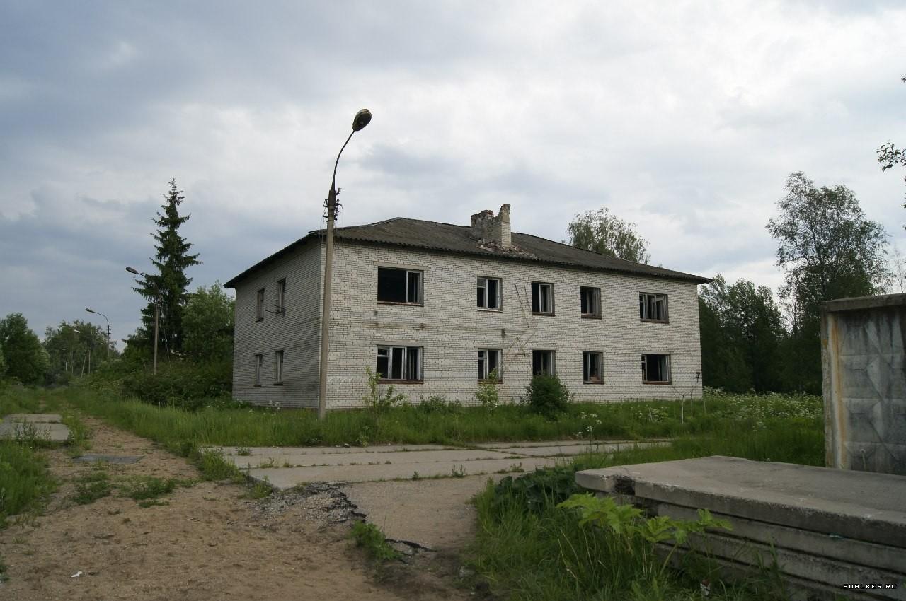 военный городок мятлево фото лютовым