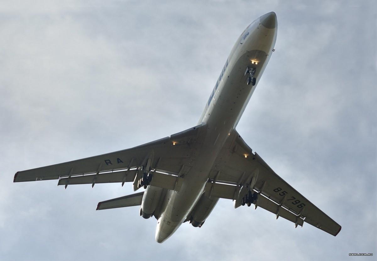 Ирак закрыл воздушное пространство для российского военного самолета