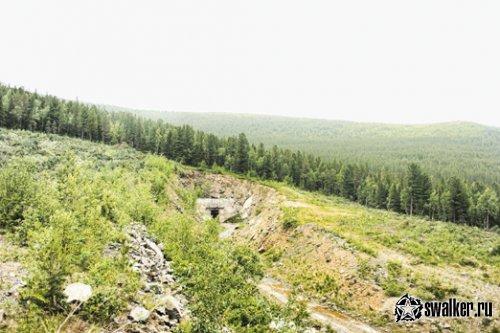 Бункер Путина на горе Косьва, Свердловская область