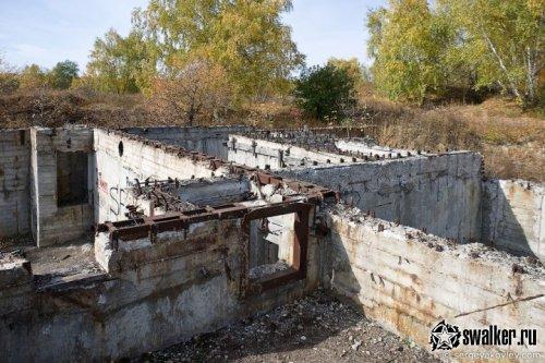 Шахтная пусковая установка, Саратовская область.