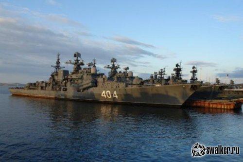 Уничтожение Флота России