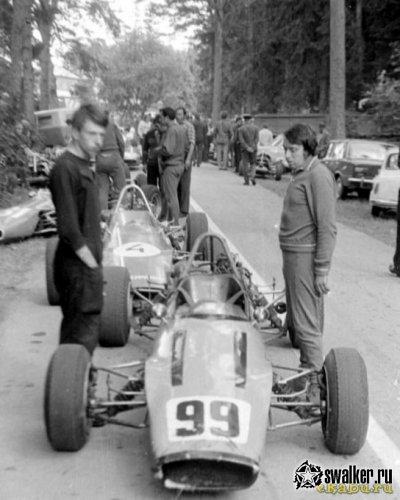 Советские гонки
