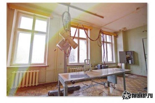 Телефон больницы барыбино