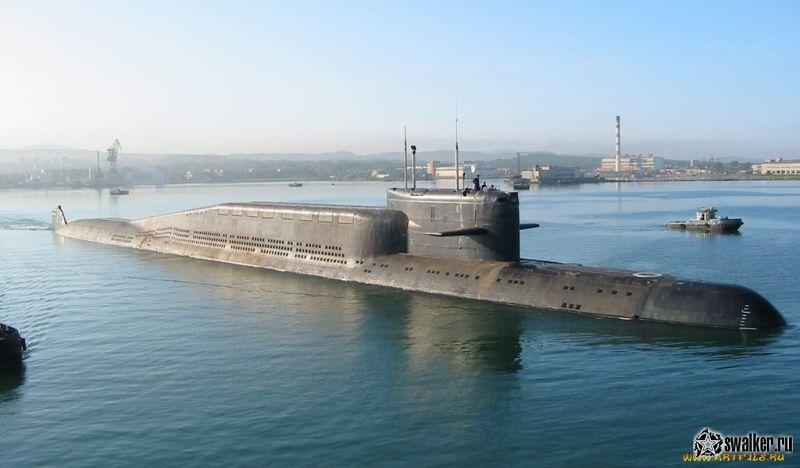 В данной подборке подводные лодки