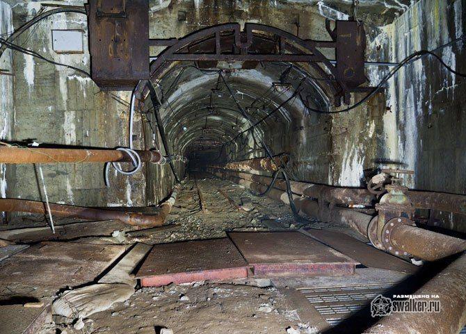 Заброшенные шахты в Японии
