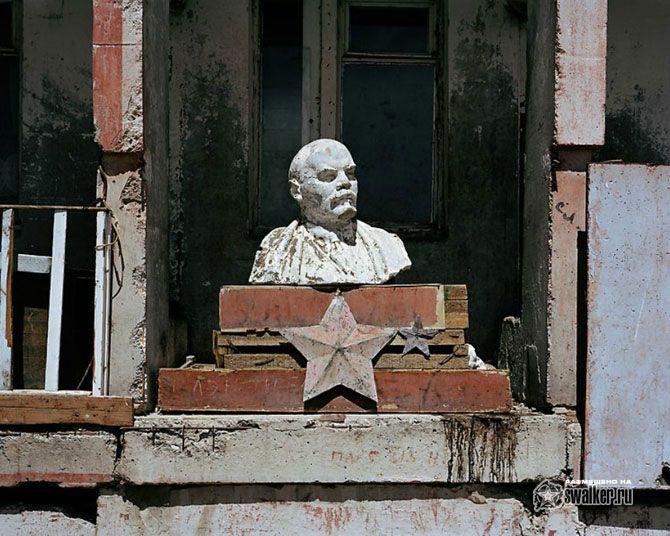Следы Советской Империи