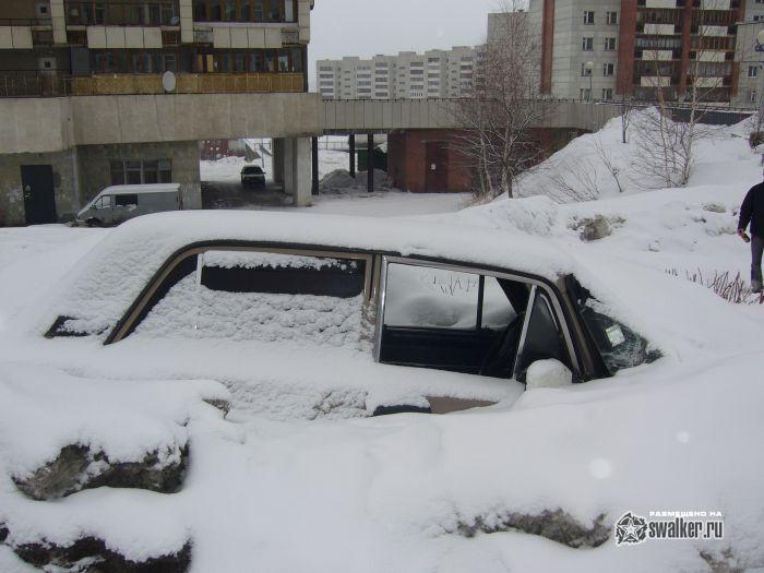 Зима 2007
