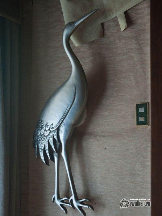 Заброшенный love-отель в Японии