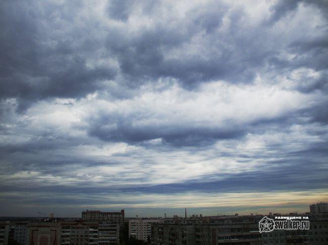 Выше- только небо...