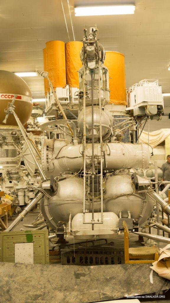 ангар-18: космические корабли и зонды в музее нпо им лавочкина