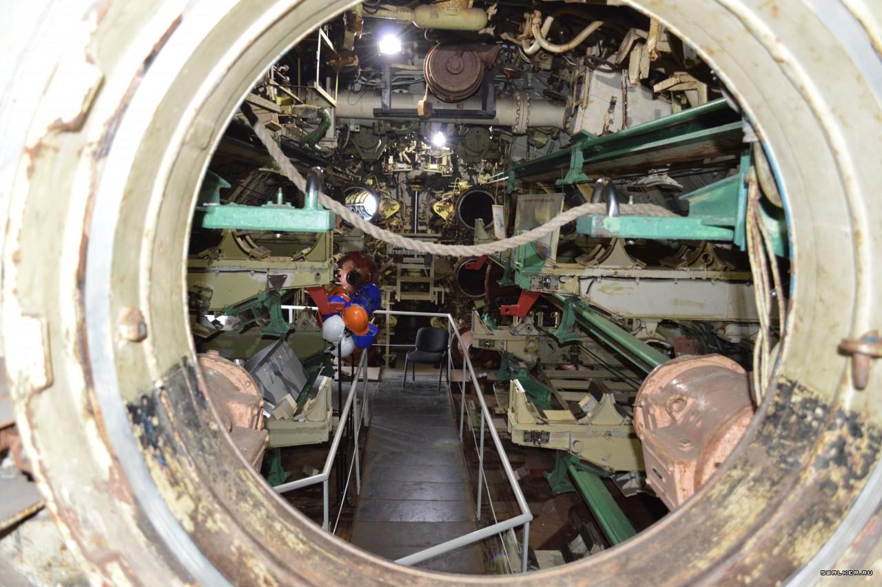подводные лодки в технических музеев